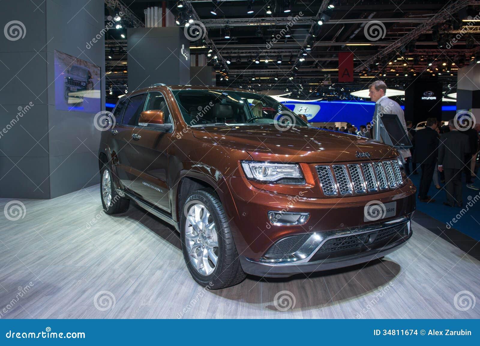 2014 Jeep Grand Cheroke ercial Spokesperso