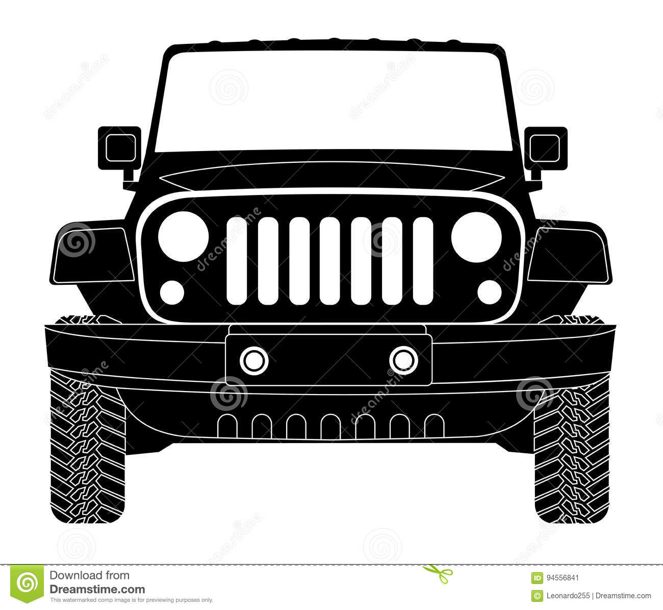 Jeep Stock Illustrations 4088 Jeep Stock Illustrations Vectors