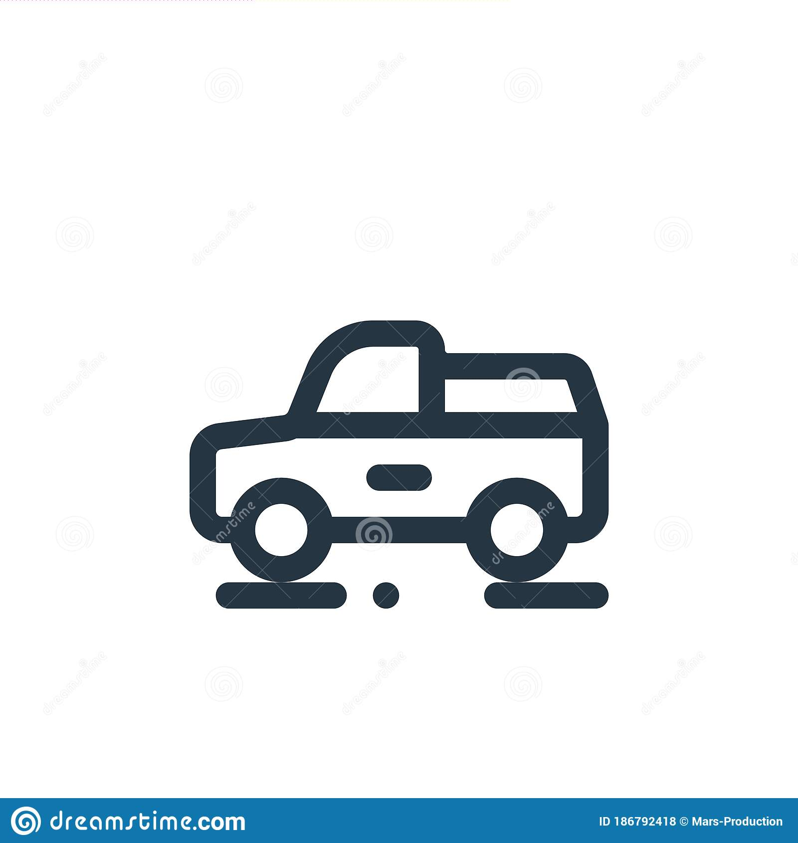 Jeep Vector Icon Jeep Editable Stroke Jeep Linear Symbol For Use On Web And Mobile Apps Logo Print Media Thin Line Stock Vector Illustration Of Lorry Extreme 186792418