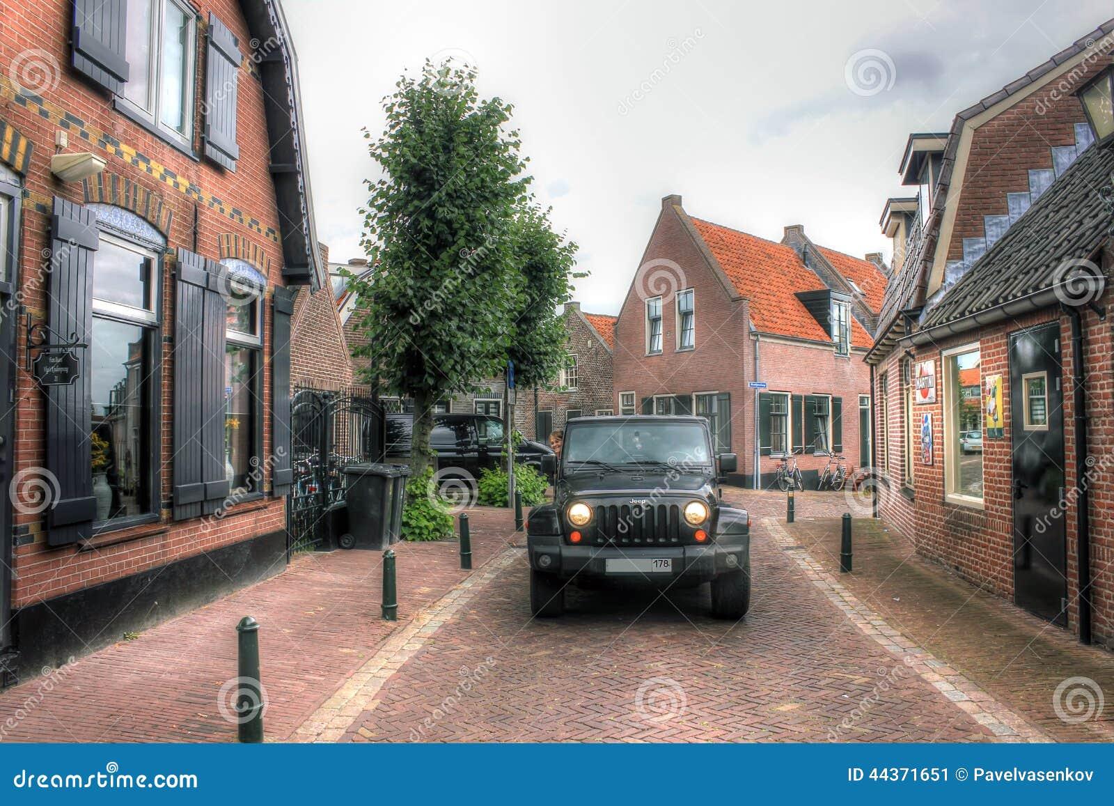 Jeep Wrangler, Paesi Bassi, Europa