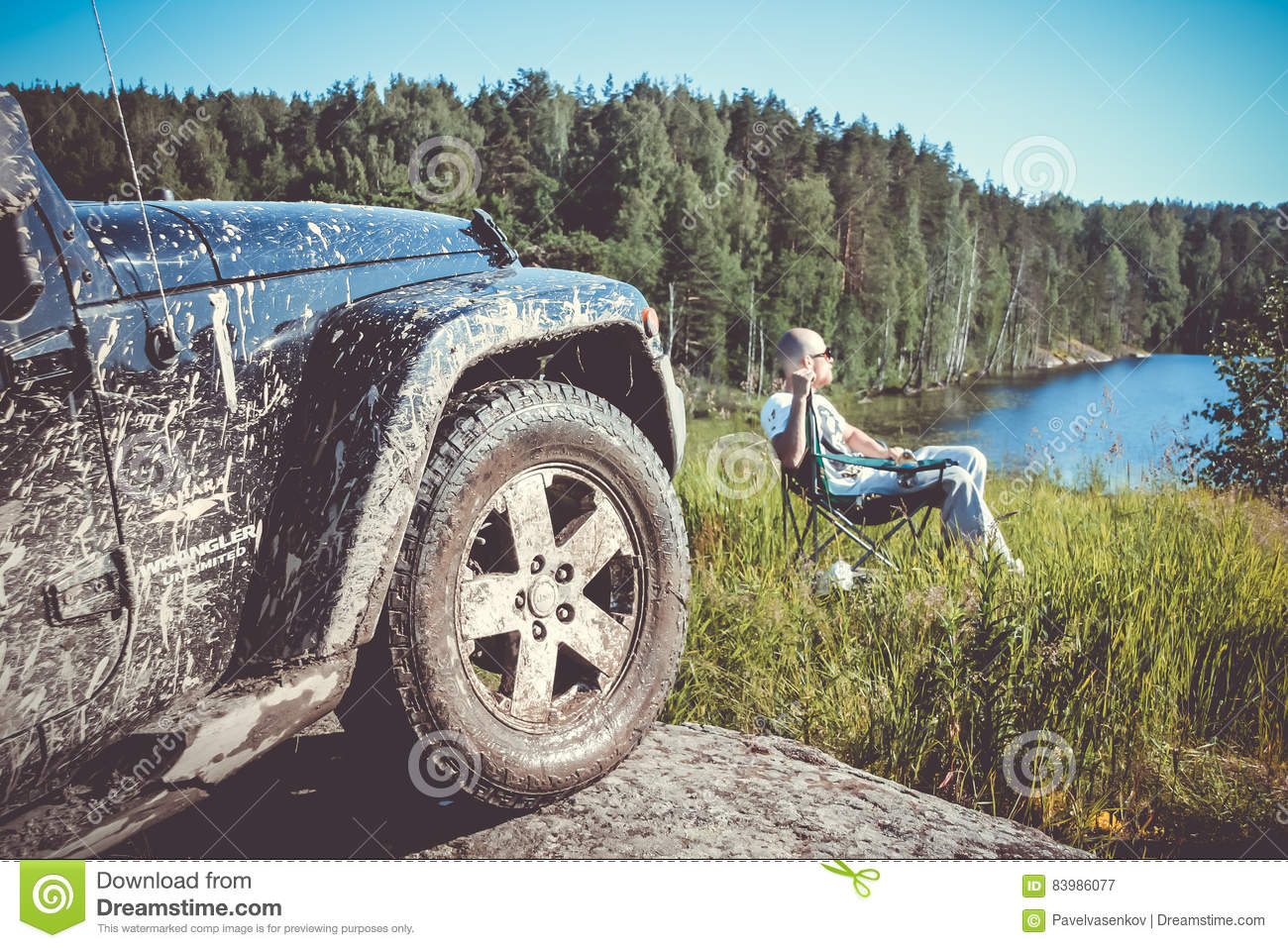 Jeep Wrangler Rubicon Editorial Photography Image Of Climbing Expedition