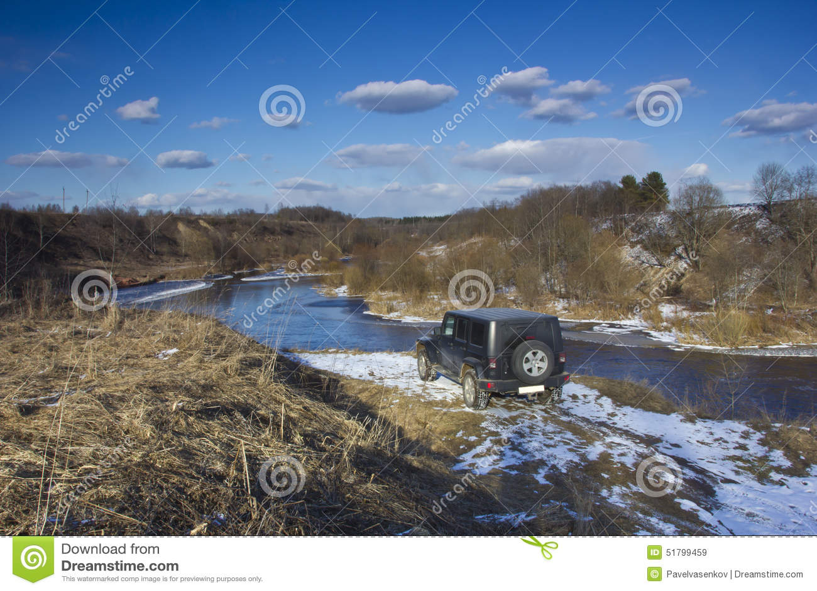 Jeep Wrangler, Rusia