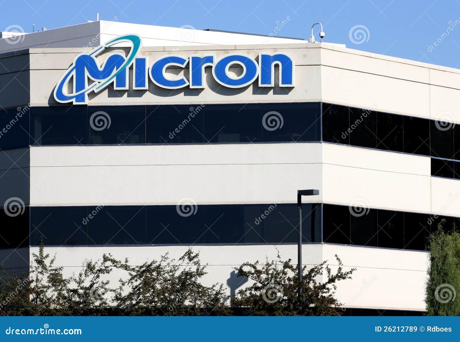 Jefaturas de la tecnología del micrón