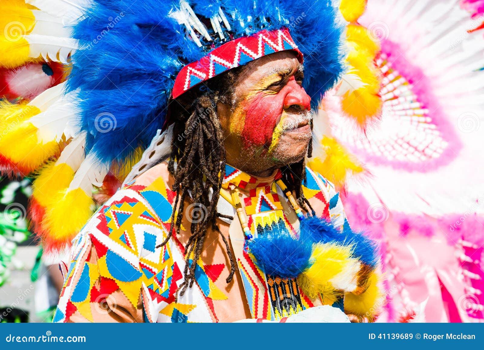 Jefe del carnaval