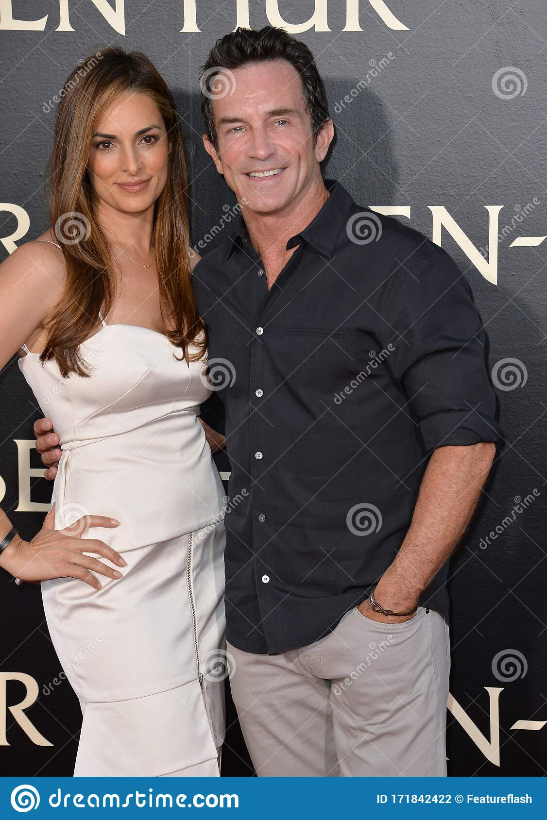 who is jeff probst married to