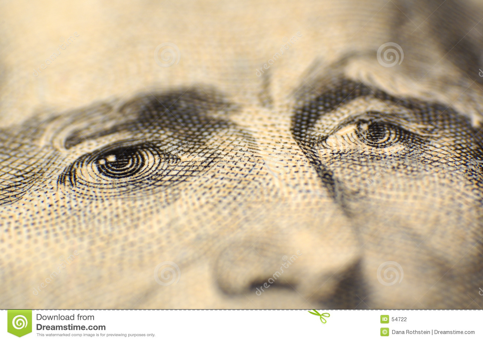 Jeffersons Augen