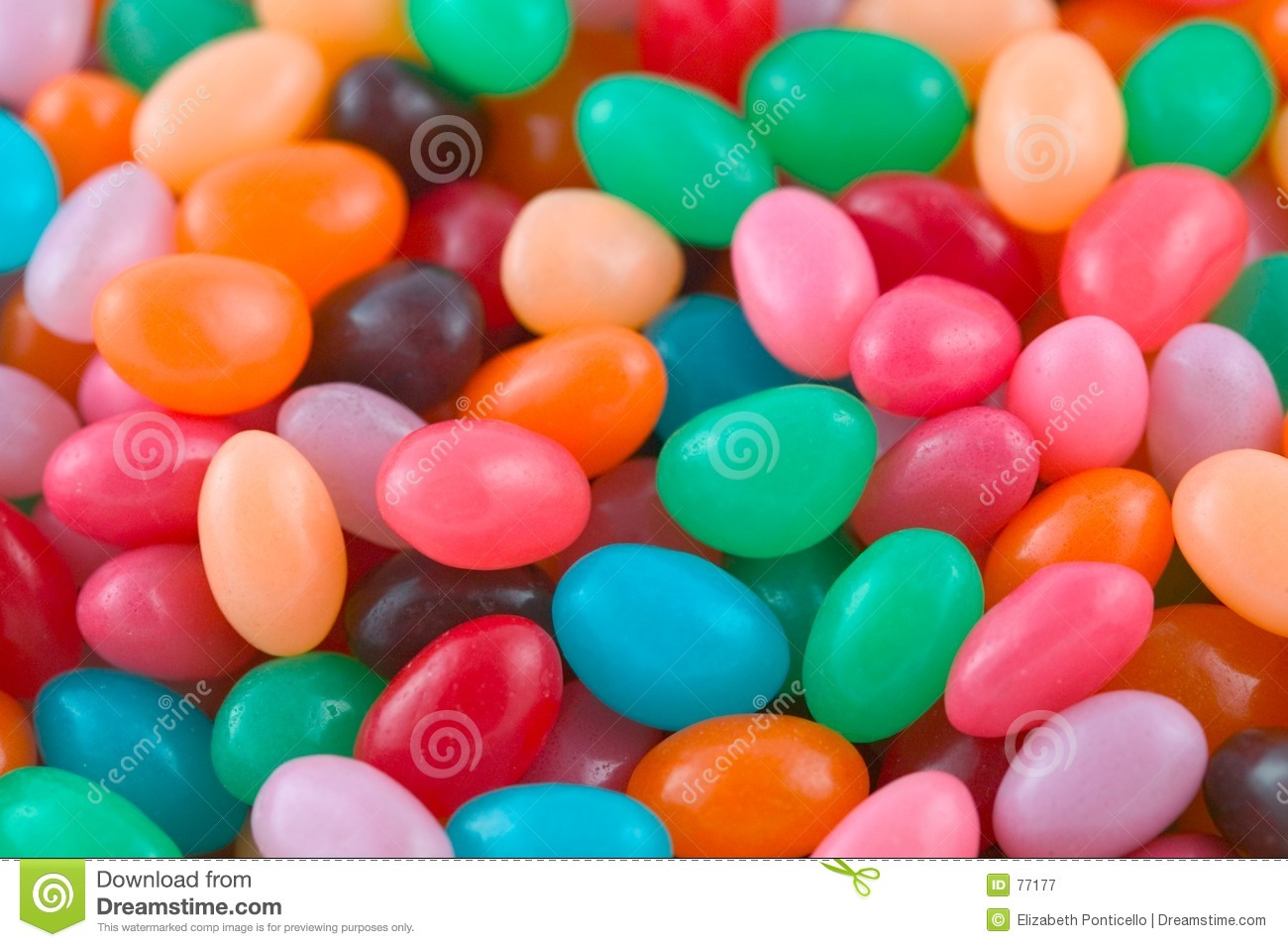 Jelly Bean Background Royalty Free Stock Photography Image 77177