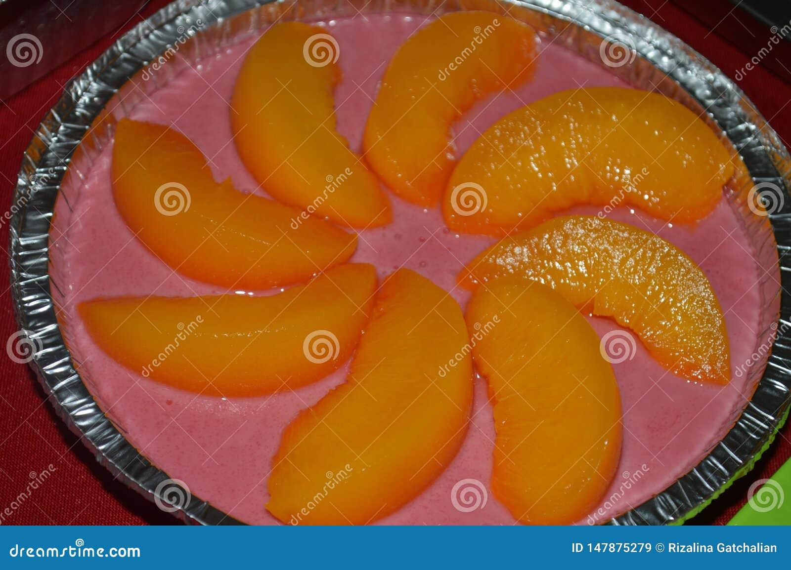 Jelly Custard douce