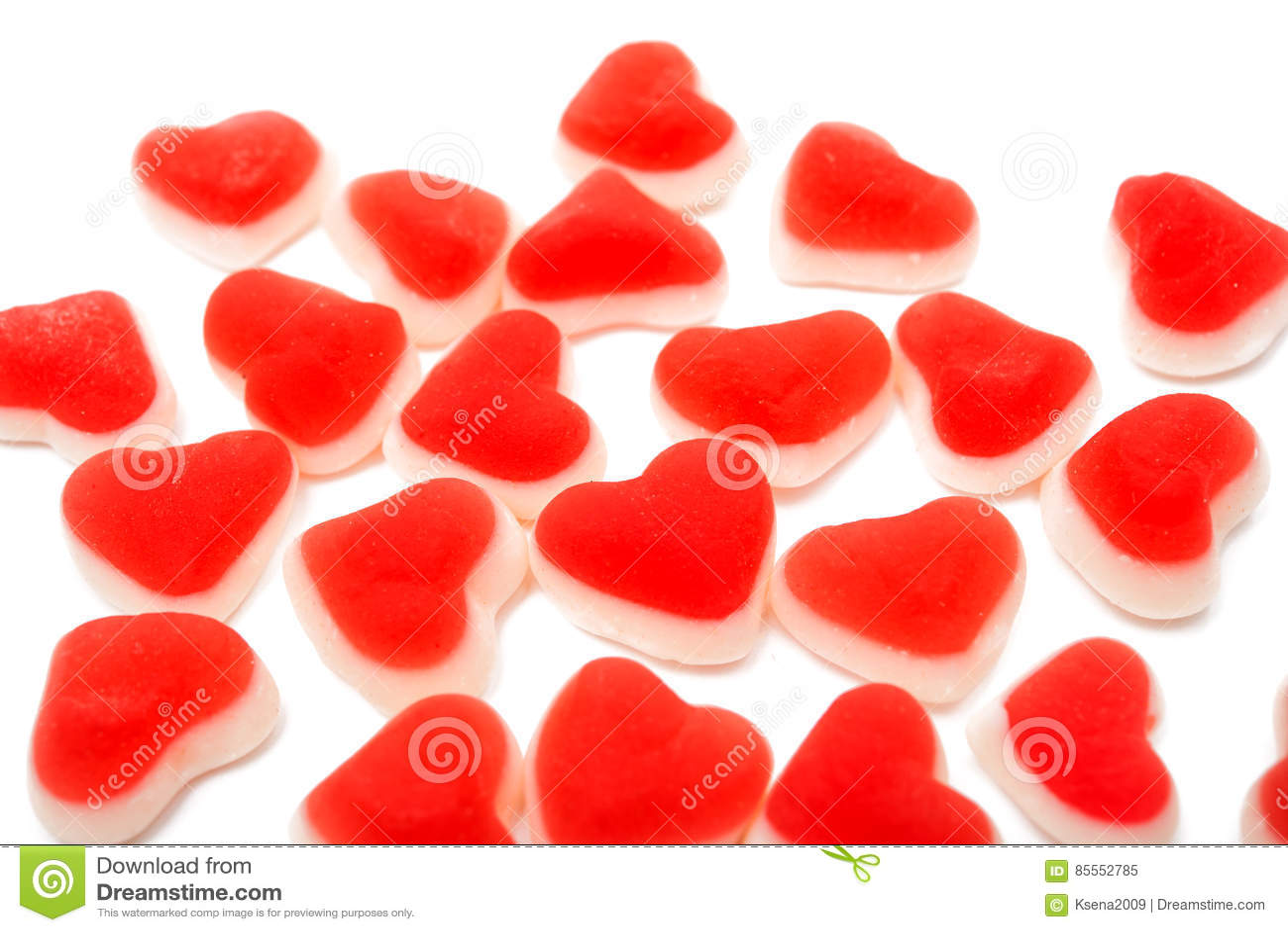 Jelly Hearts