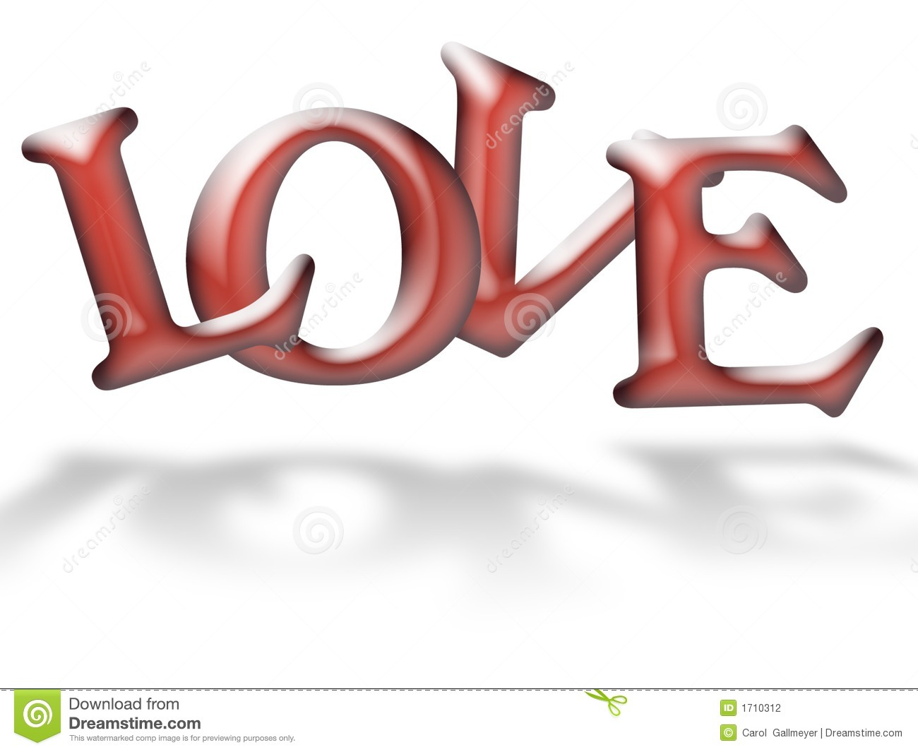 gel  or jell...E Letter Images Love