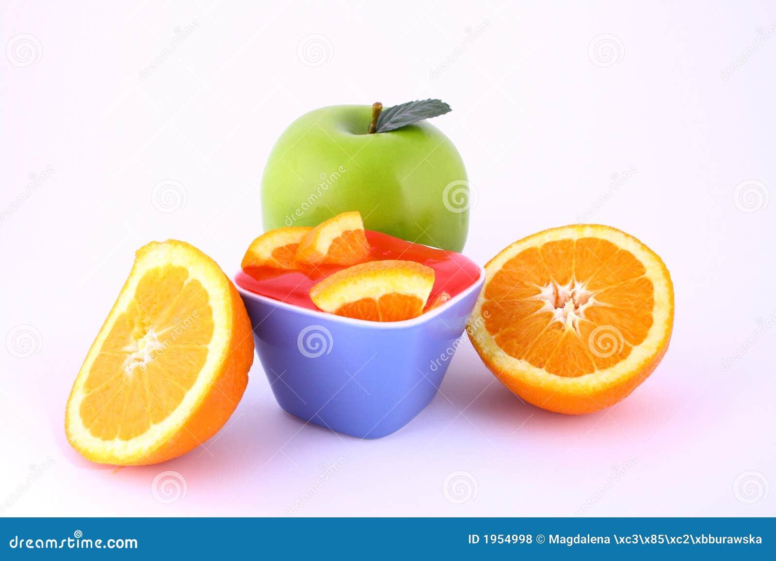 Jelly owoców