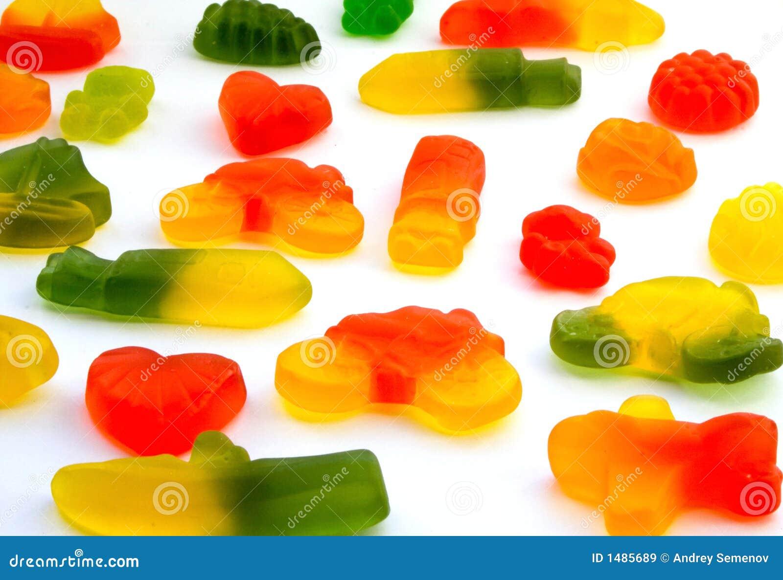 Jelly słodycze,