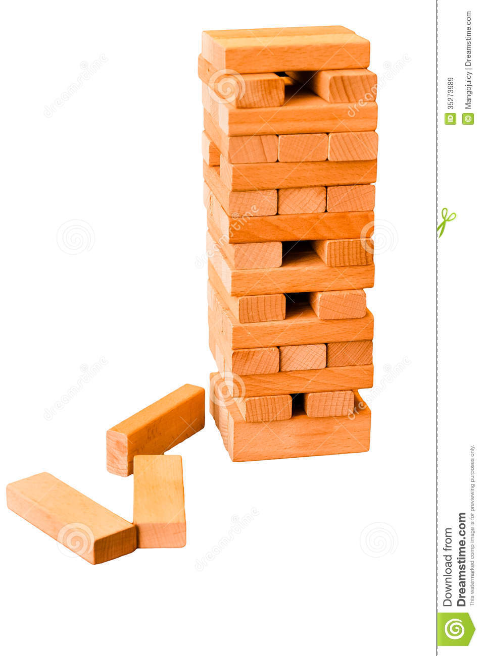Building Blocks Video Game