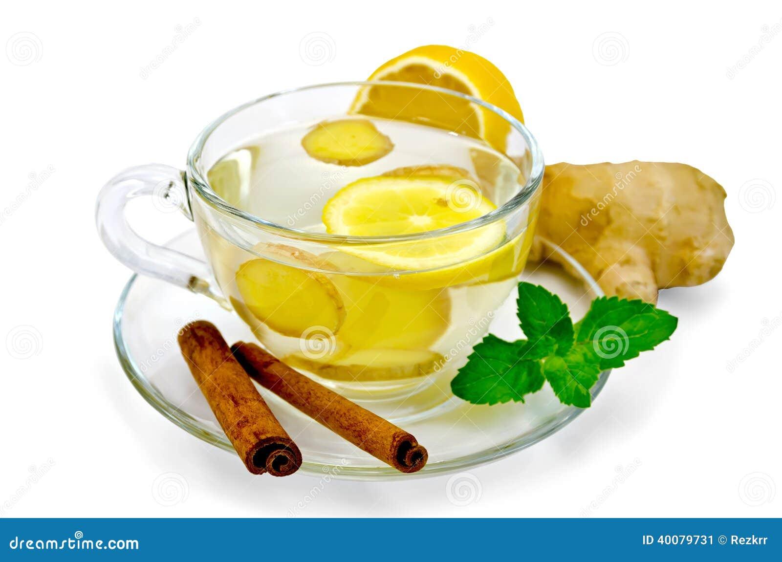 para que es el te de canela y limon
