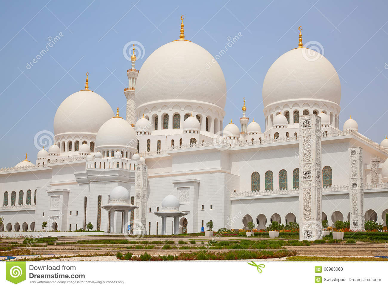 Jeque Zayed Mosque