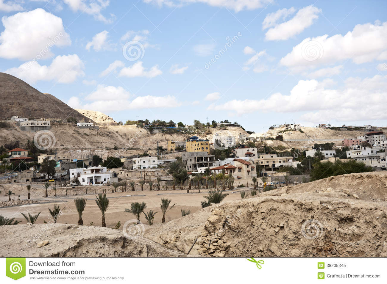 Jericho oldest city in the world stock image image Oldest city in the world