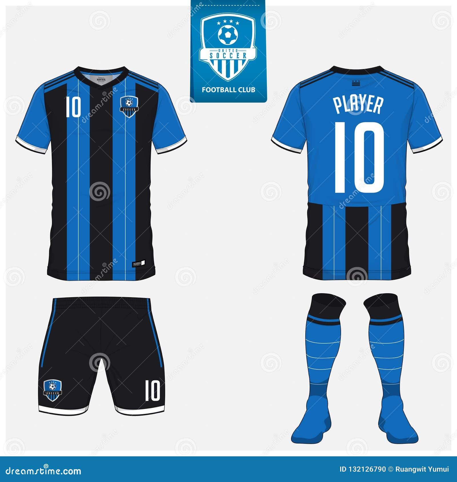 comprar lo mejor moda más deseable precio loco Jersey De Fútbol O Equipo Del Fútbol, Pantalones Cortos ...