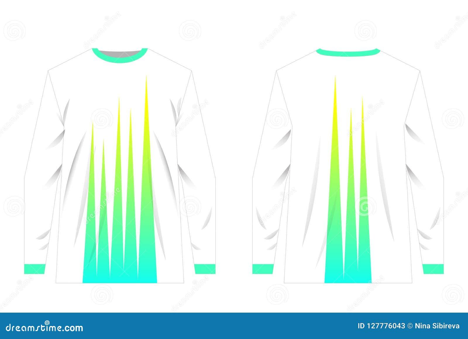 Jersey Templates Design Stock Vector Illustration Of Shirt 127776043