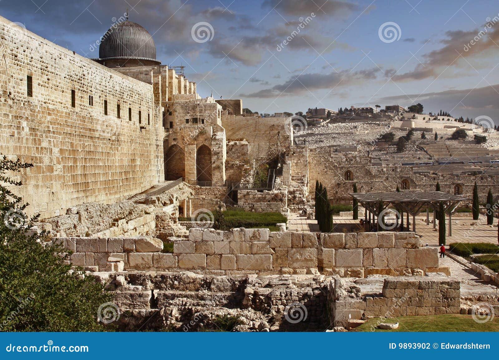 Jerusalem. Alte Stadt