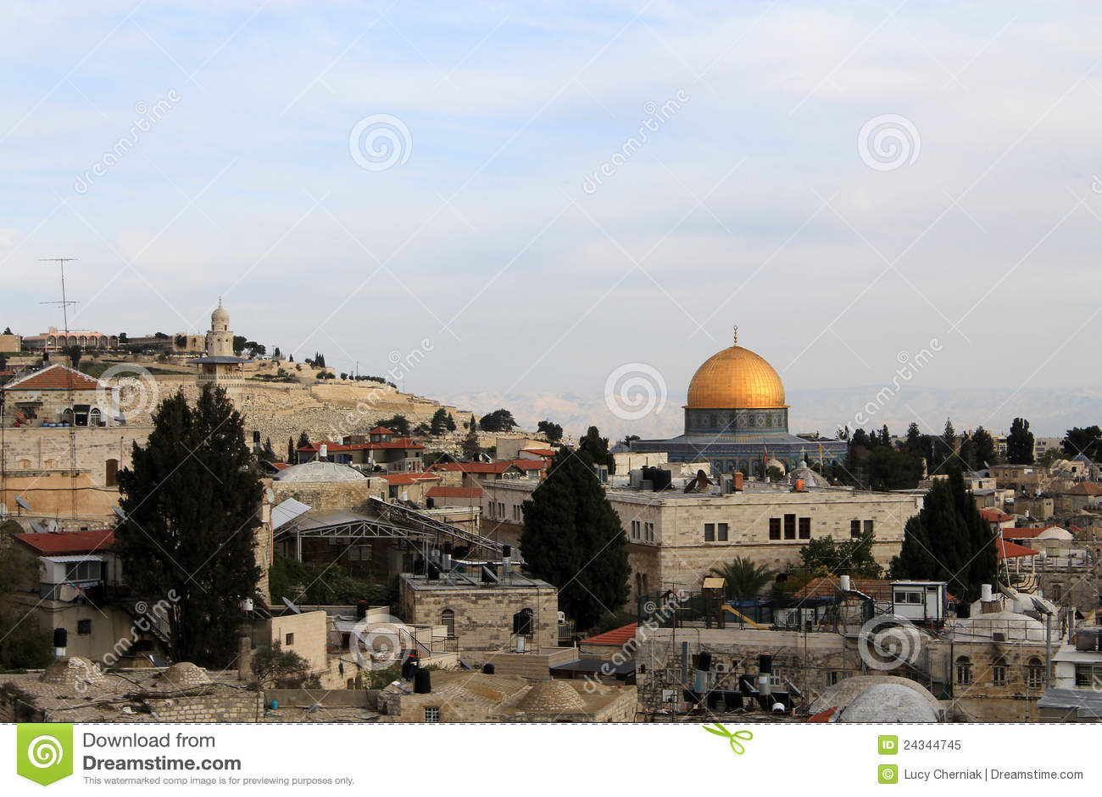 Jerusalem muslim ćwiartka