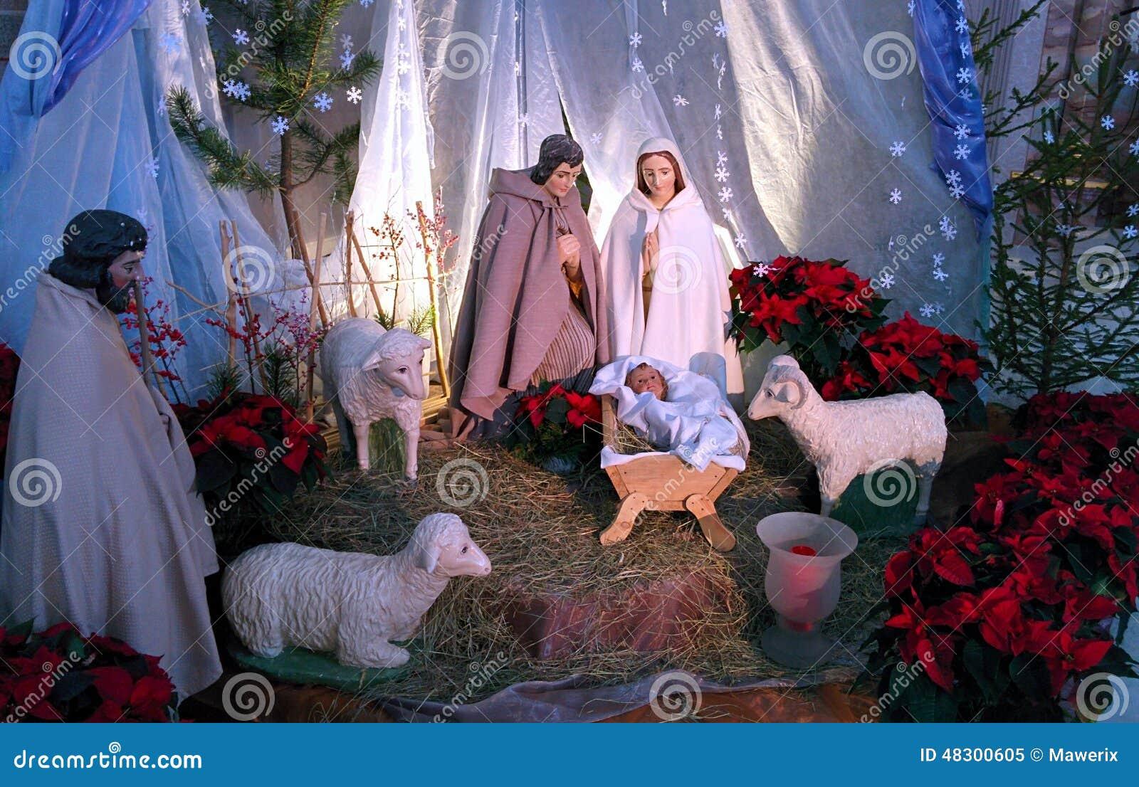 Jesús, Maria y José