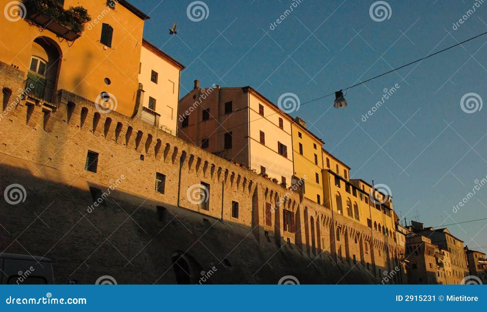 Download Jesi Walls stock image. Image of style, shopping, palace - 2915231