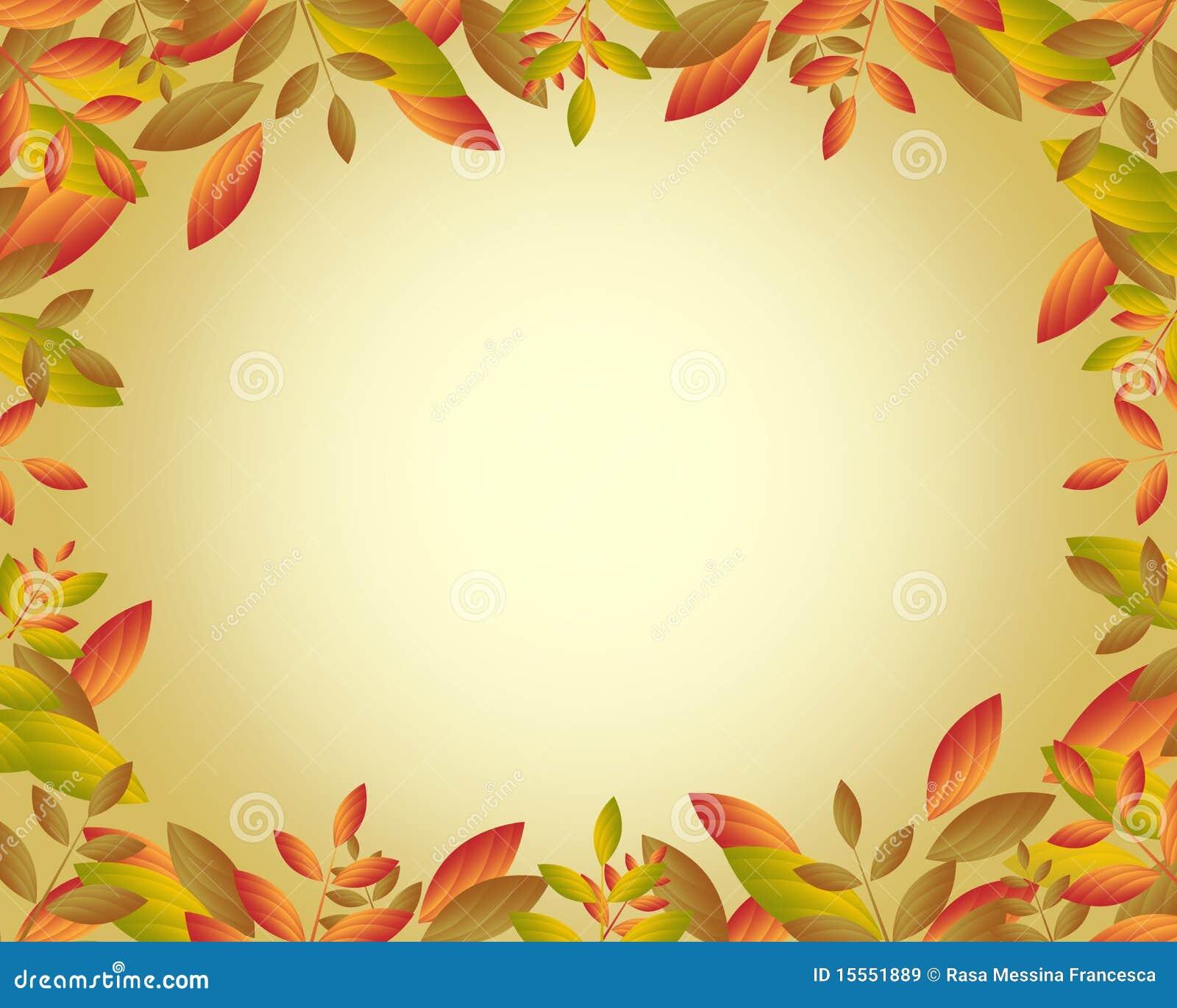 Jesień rama