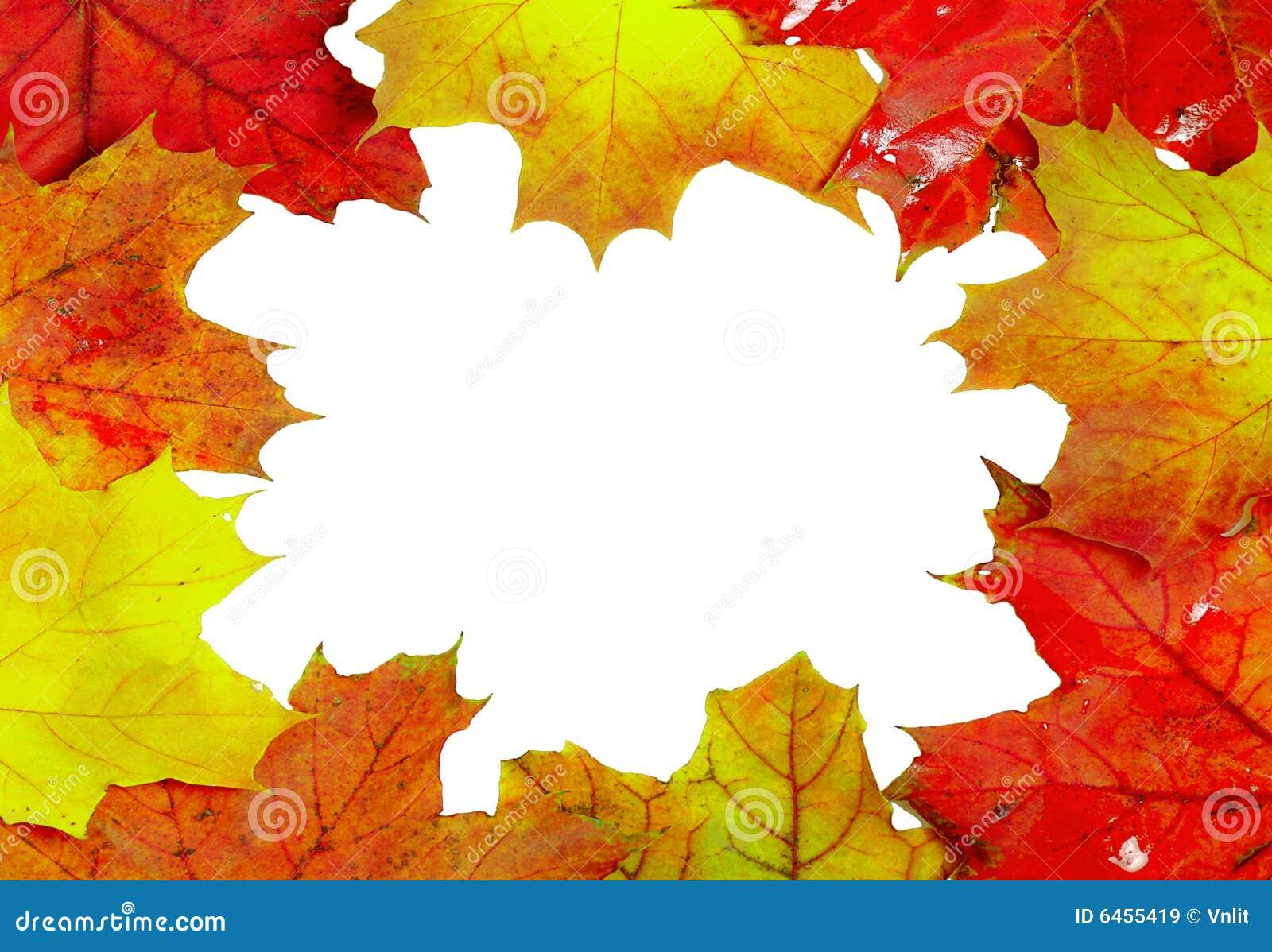Jesienią rama