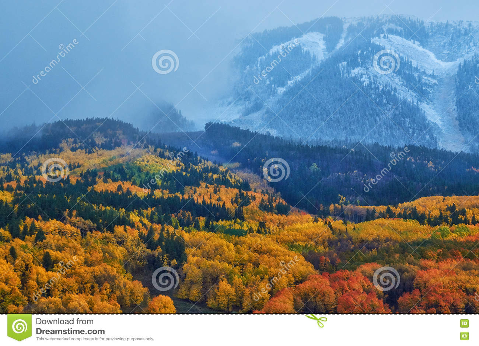 Jesieni burze