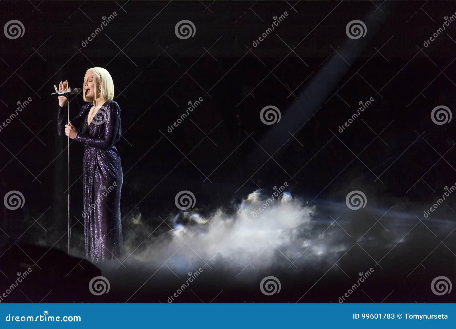 Jessie J στη συναυλία