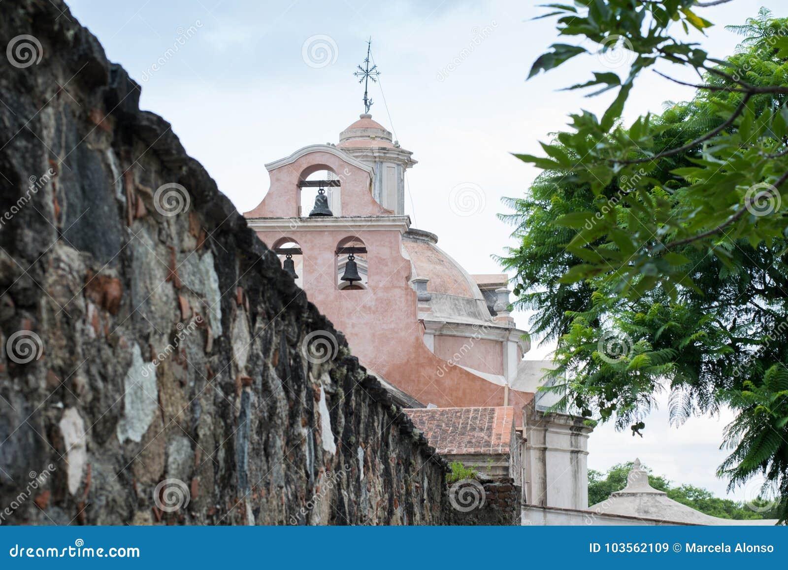 Jesuit arkitektur, världsarv, kyrka, museum Alta Gracia