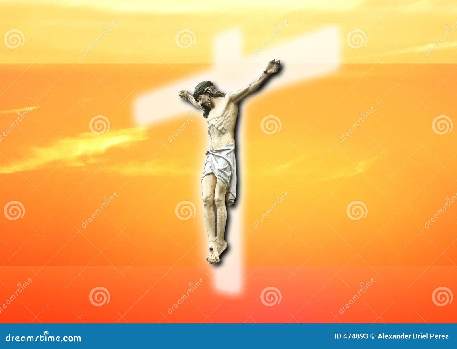 Download Jesus stock illustration. Illustration of pain, hurt, christian - 474893