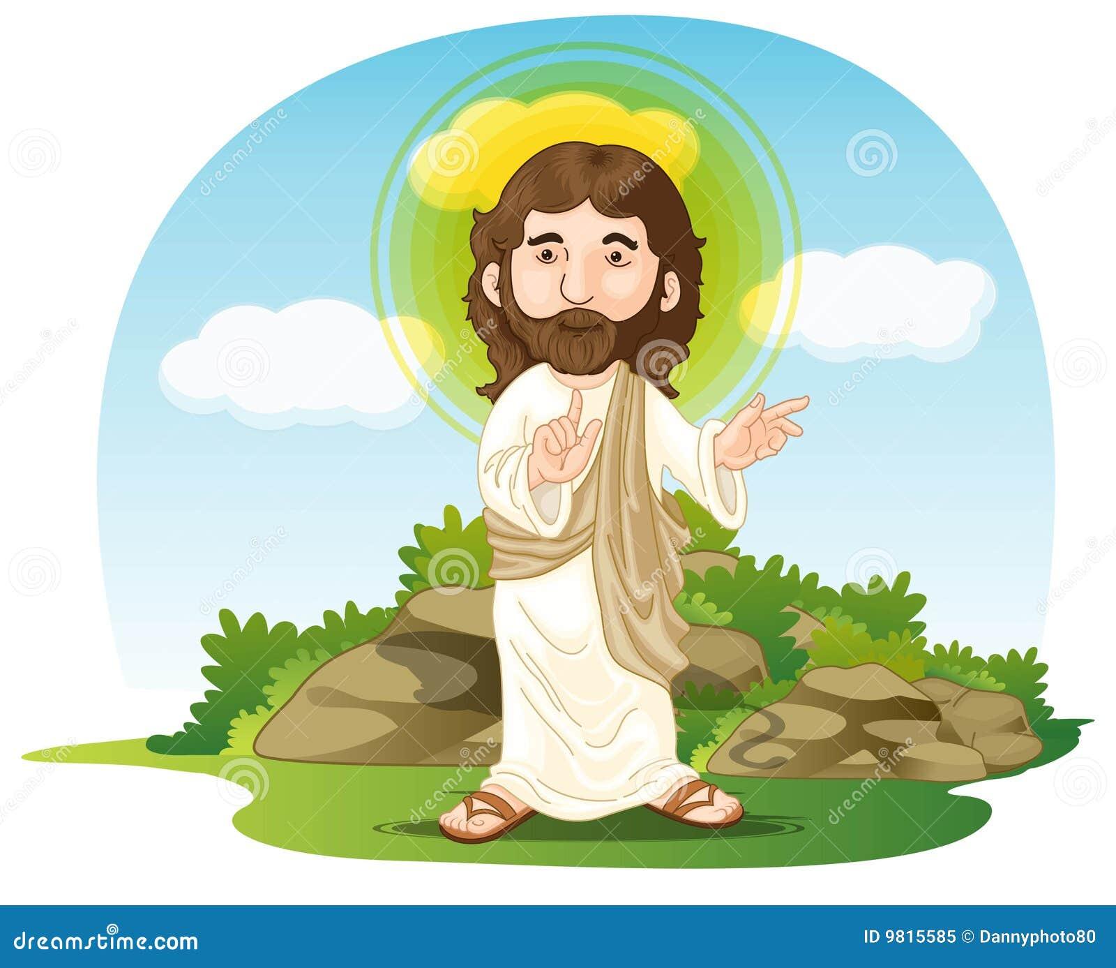 Jesus Royalty Free Stock Photo Image 9815585
