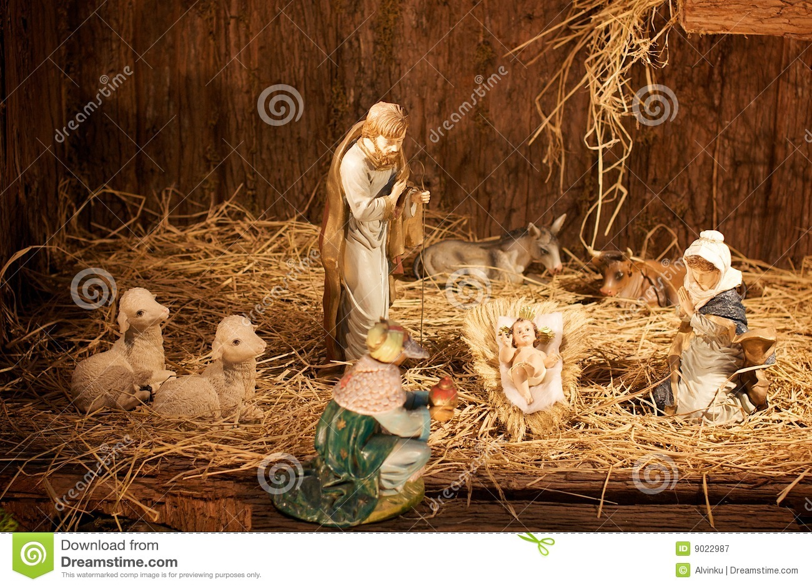 Jesus Born Stock Image Image Of Bethlehem Jesus