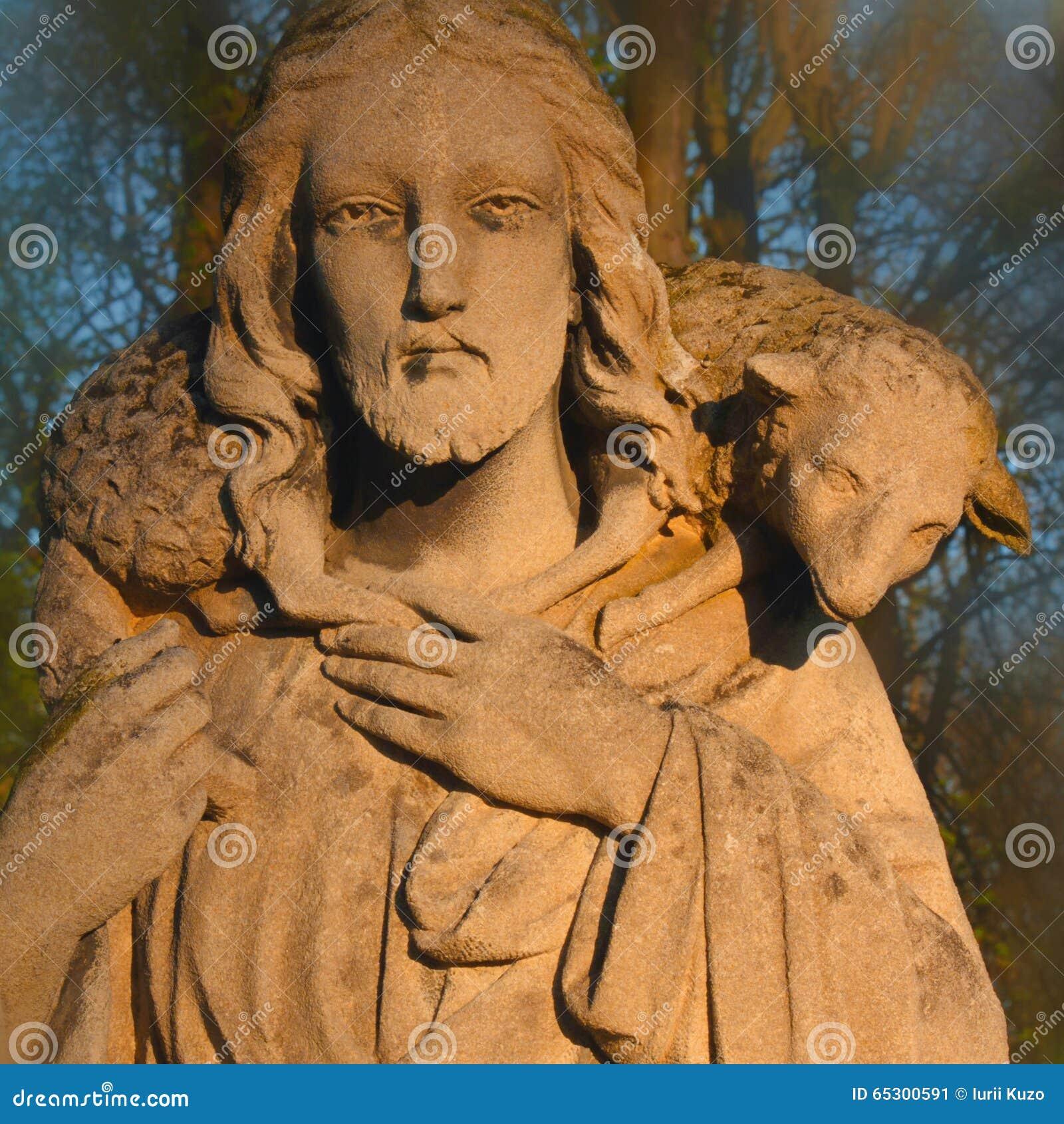Jesus Christ - bom pastor
