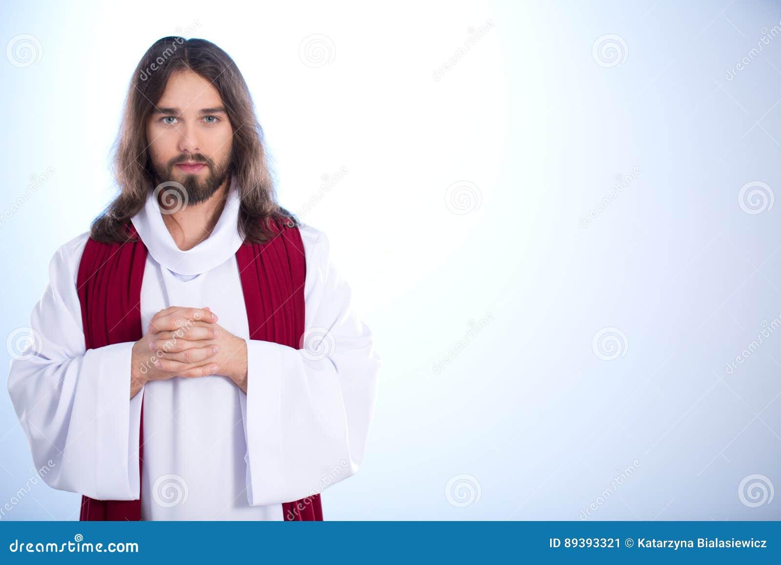 Jesus Christ completamente da paz