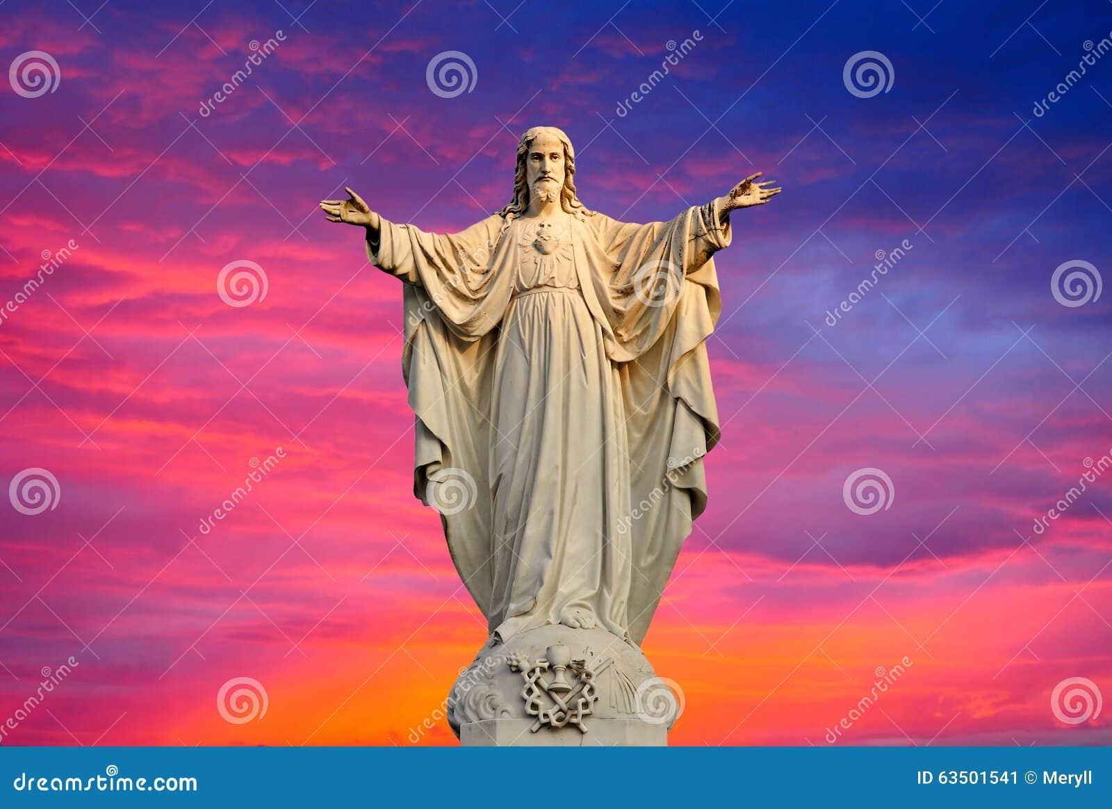 Jesus Christ stock image. Image of christ, easter, spiritual - 63501541