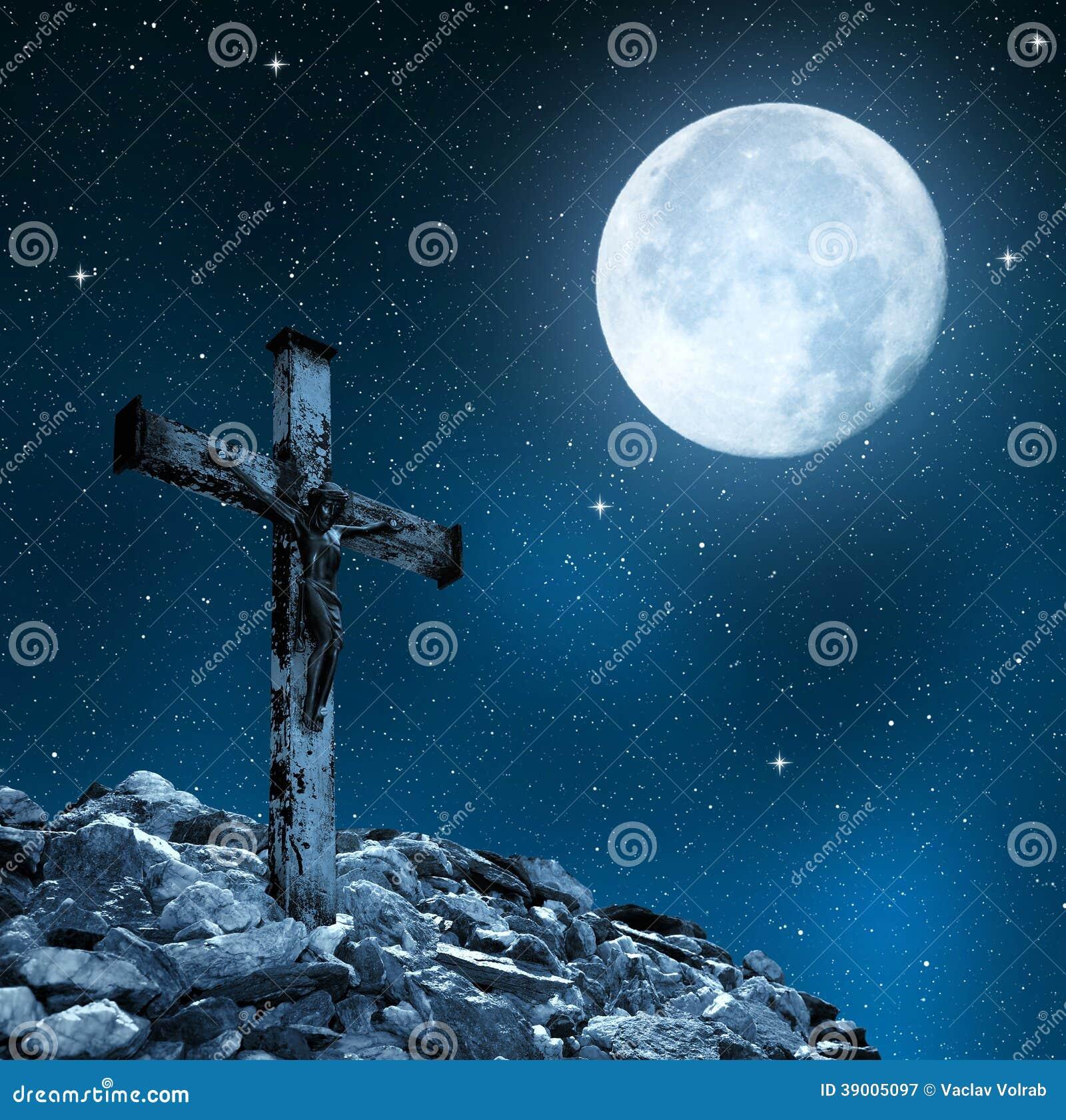 Jesus Christ na cruz