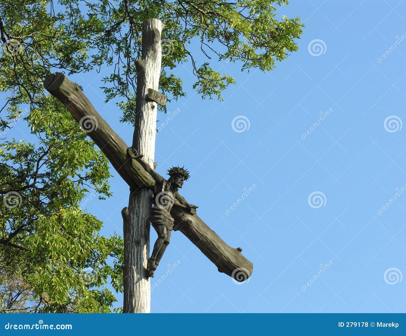 Jesus-Christus op Kruis