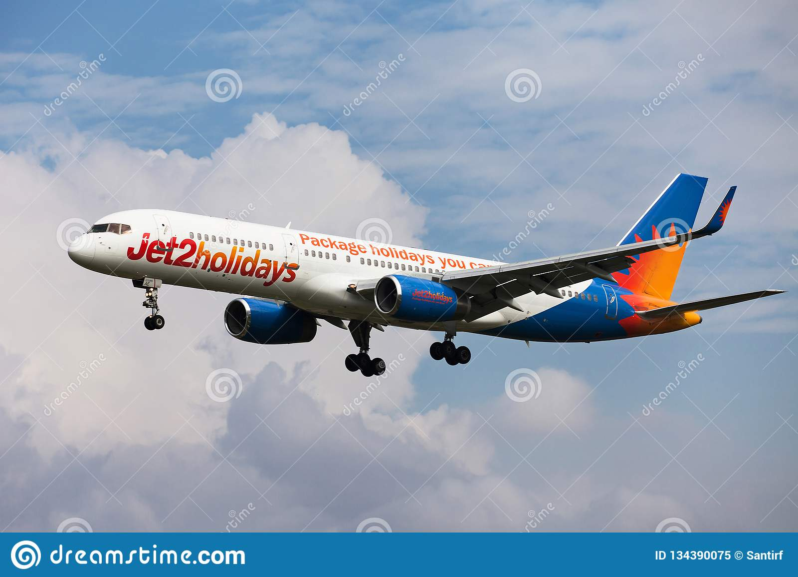 Jet2 757