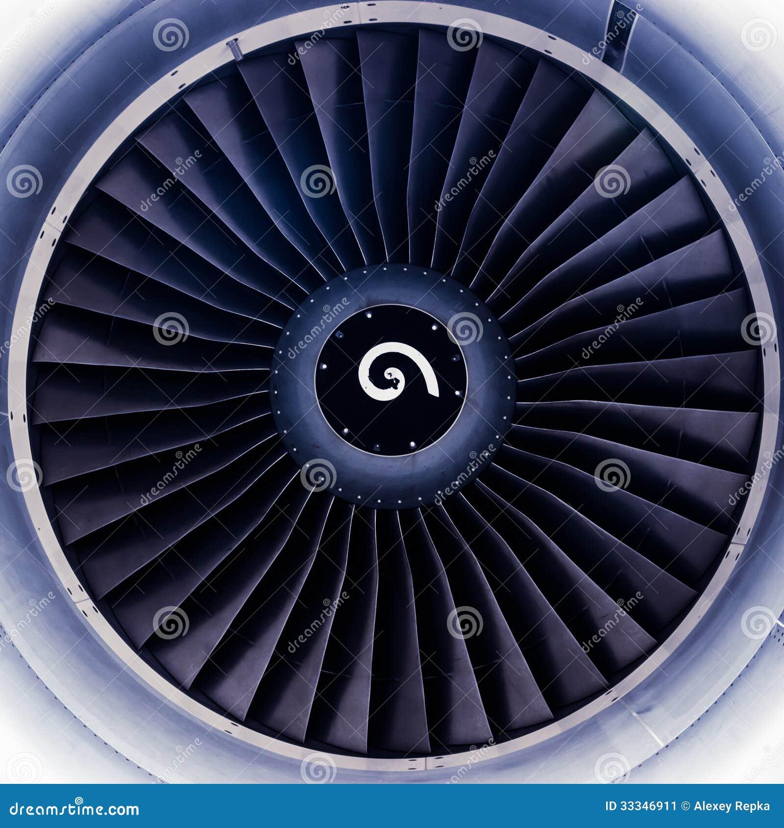 jet engine turbine and - photo #21