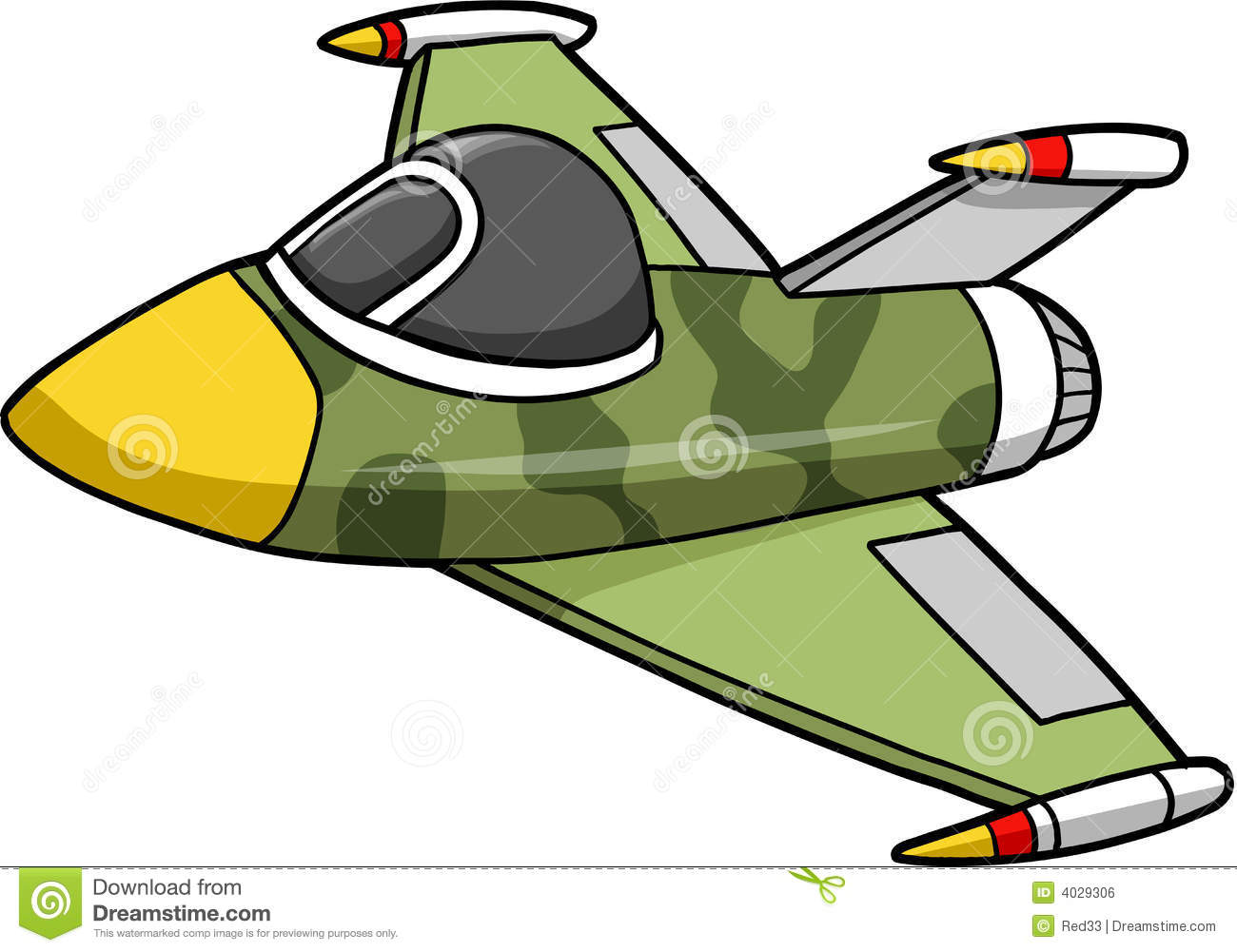clipart of jet - photo #36