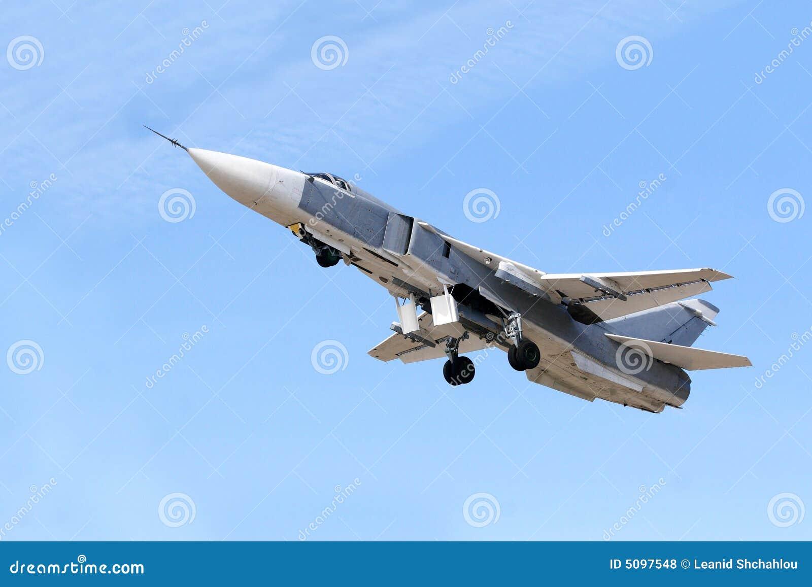 Download Jet military plane stock photo. Image of flying, burner - 5097548