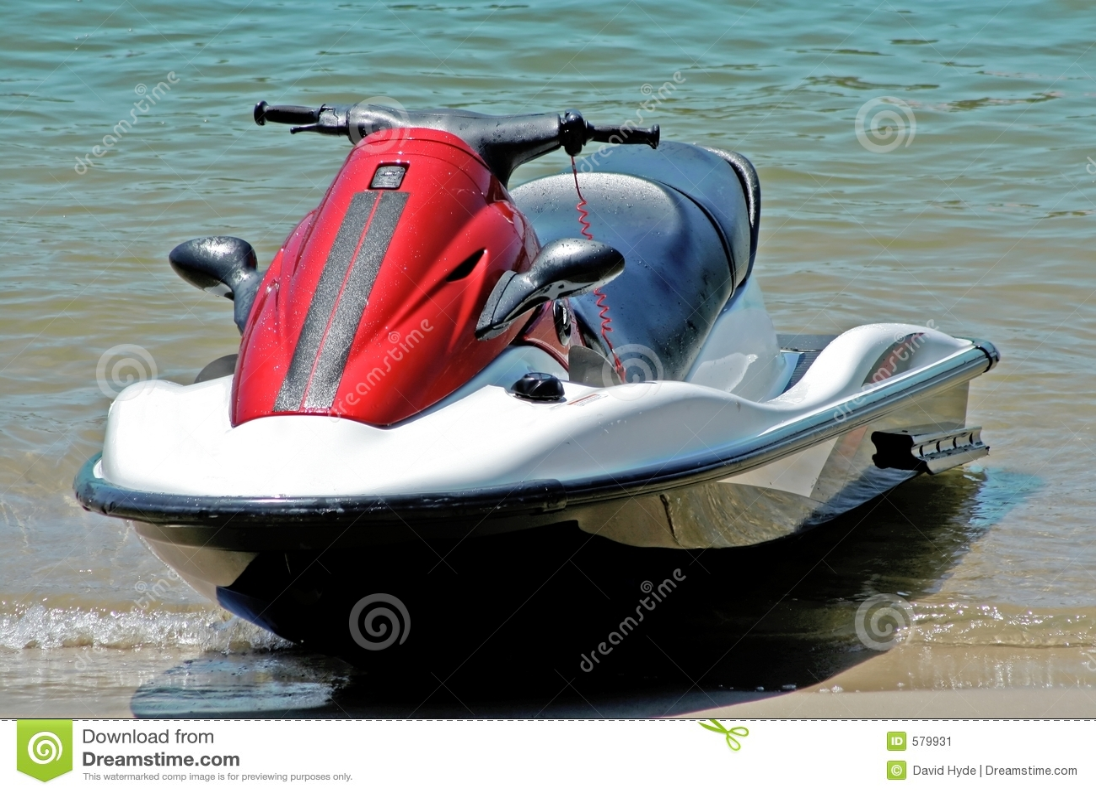 Suzuki Personal Watercraft