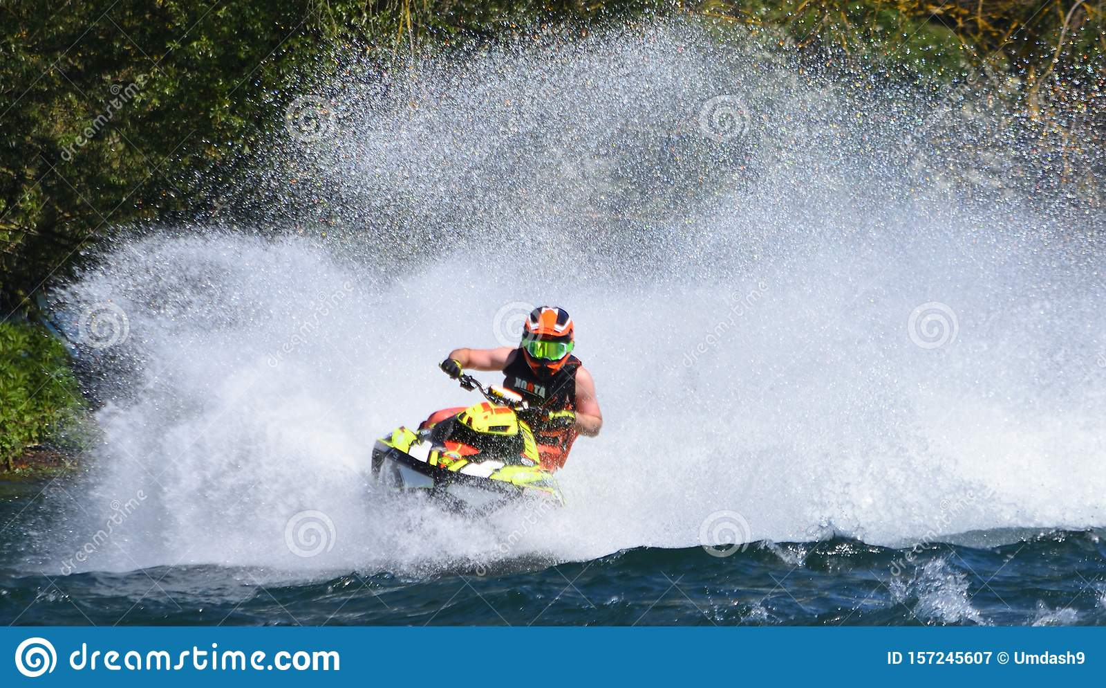 Boobs Nude Jet Ski Races Pic