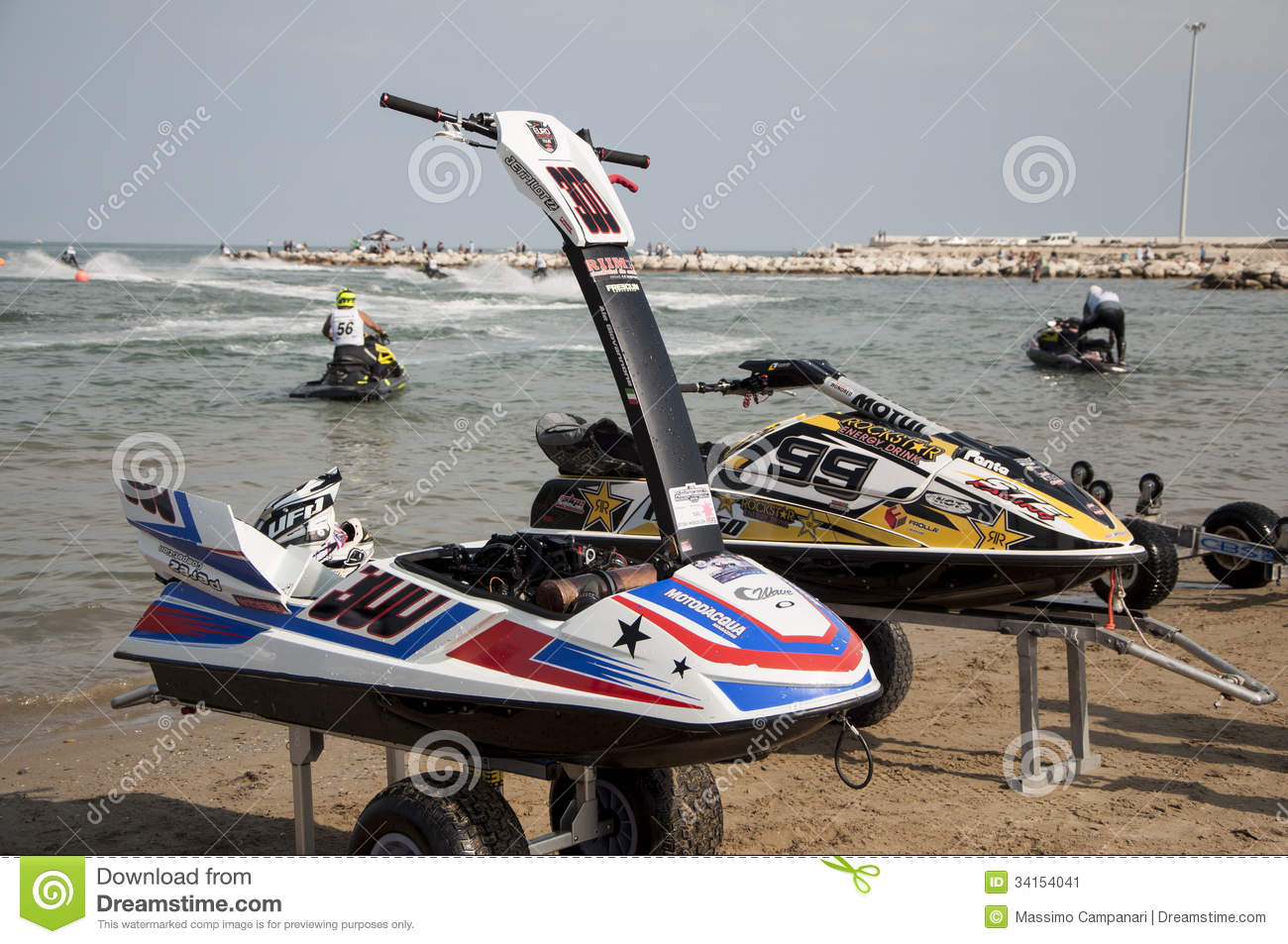 jet ski race editorial photo image 34154041. Black Bedroom Furniture Sets. Home Design Ideas