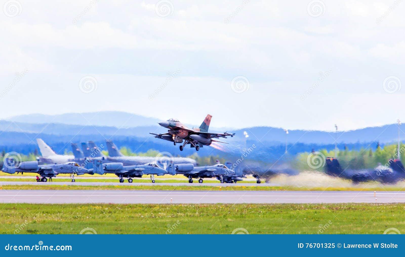Jet Taking Off #2