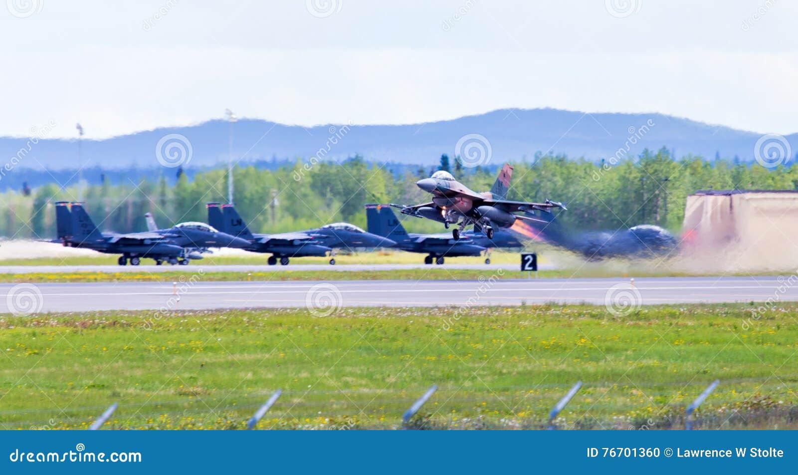 Jet Taking Off #1