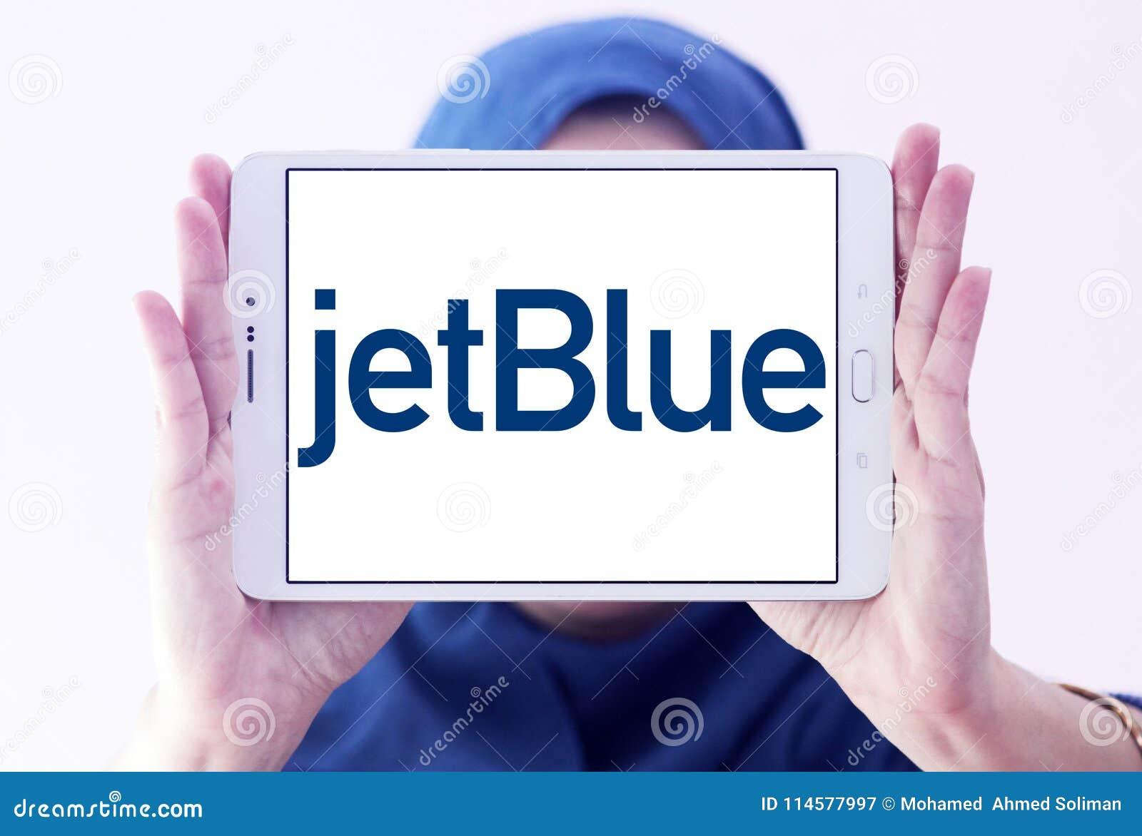 Jetblue Airways Corporation Logo Editorial Photography Image Of