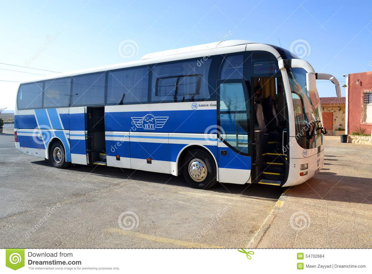 jordan express tourist transportation